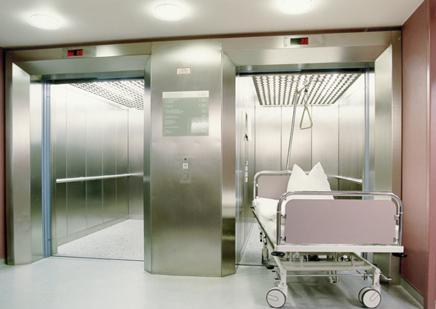 Thang máy bệnh viện 1