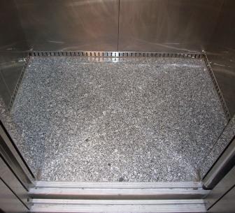 Sàn Cabin - Lát đá Granite ( Trắng Bình Định / HS - G005 )